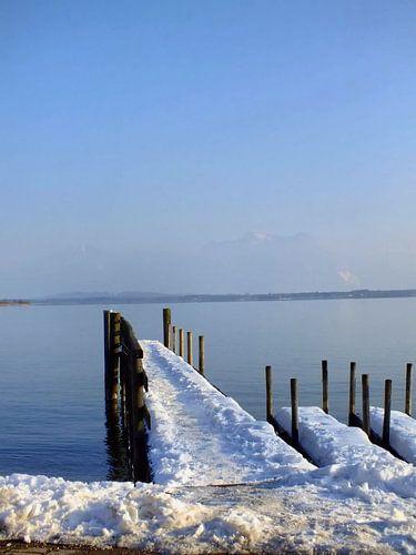 Winter am Chiemsee von