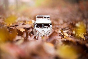 volkswagen in herfstsfeer van Kristof Ven