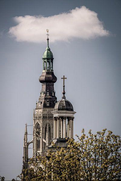 Torens van Breda van JPWFoto