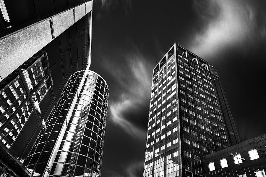 Lijnenspel en architectuur van Harrie Muis