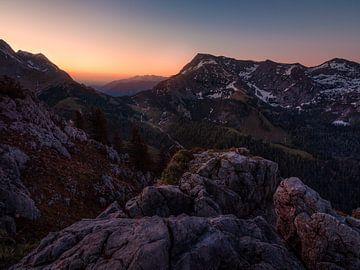 Nationaal Park Berchtesgaden van Thomas Weber