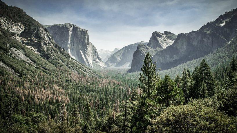 Yosemite op haar mooist van Chantal Nederstigt