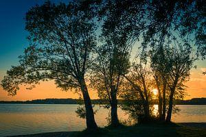 Abend am Simssee