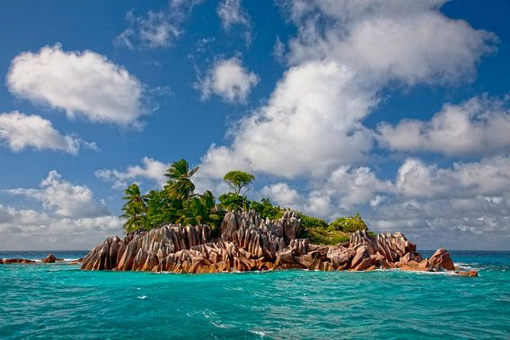 ST. PIERRE ISLAND van Thomas Herzog