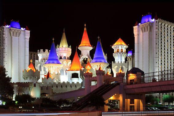 Excalibur Casino, Las Vegas van Antwan Janssen
