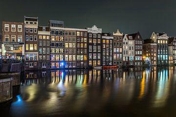 Le Damrak Amsterdam (Pays-Bas) sur Riccardo van Iersel