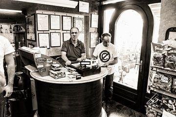 excelsior-bar in Corleone van Bert Weber