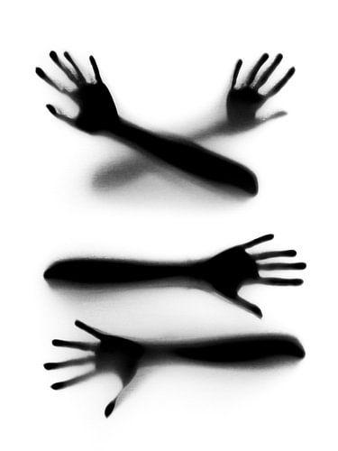 Vier handen op één doek