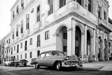Kleurrijk Havana, colorful 6 van Corrine Ponsen