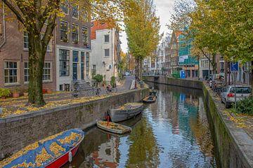 Kromboomssloot Amsterdam sur Peter Bartelings