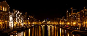 Avondfotografie in Leiden von Rob Altena