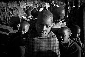 Masai Kids von BL Photography