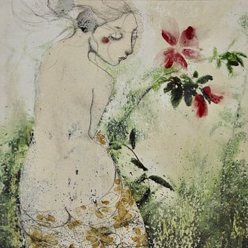 Letzte Blume von RAR Kramer