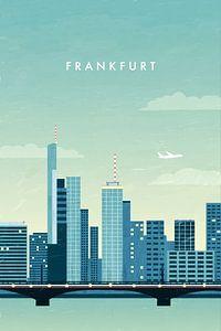 Frankfurt von Katinka Reinke