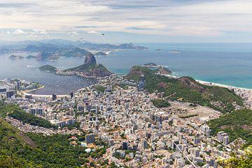 Rio de Janeiro  Corcovado von Jack Tet