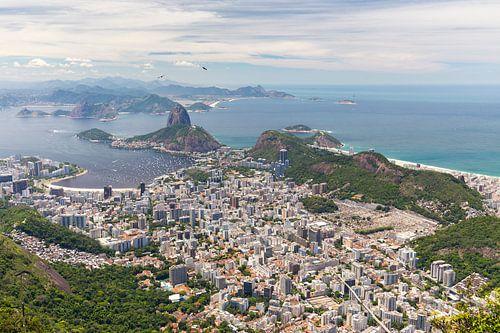 Rio de Janeiro  Corcovado van