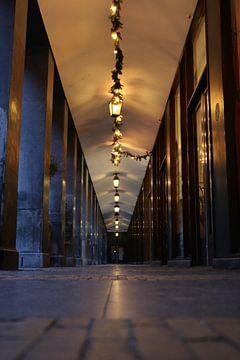Street of lights von Sarah De Weger