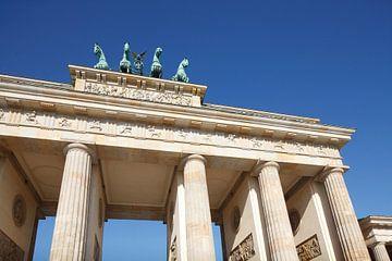 DEU, Deutschland, Berlin: Brandenburger Tor
