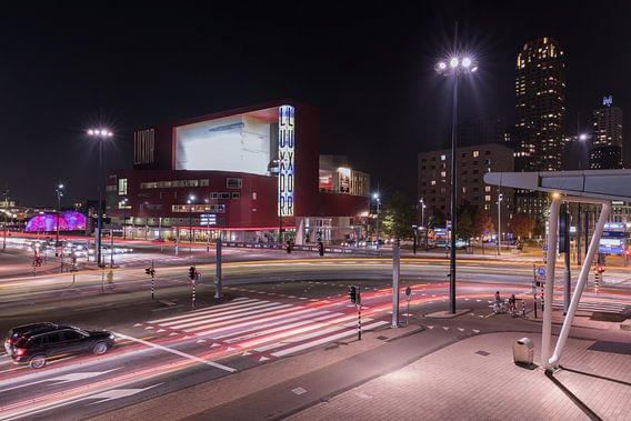 Het Nieuwe Luxor Theater in Rotterdam van MS Fotografie