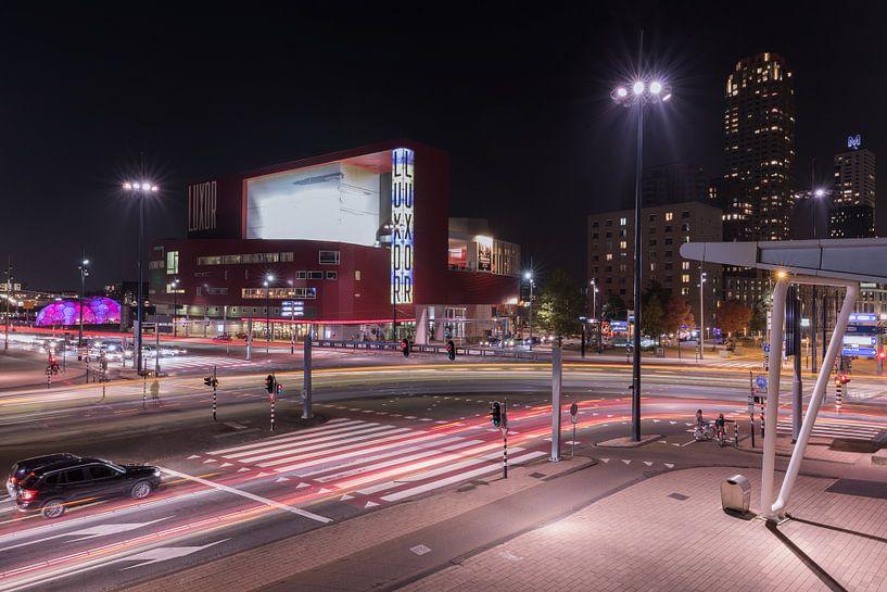 Het Nieuwe Luxor Theater in Rotterdam van MS Fotografie   Marc van der Stelt