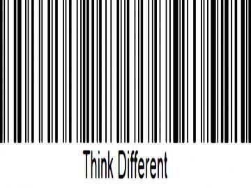 Barcode I - Anders denken von Maurice Dawson