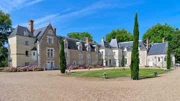 Chateau de Razay  van Bob de Bruin