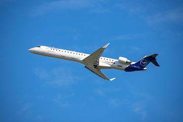 Lufthansa D-ACNU, Bombardier CRJ-900 van Gert Hilbink