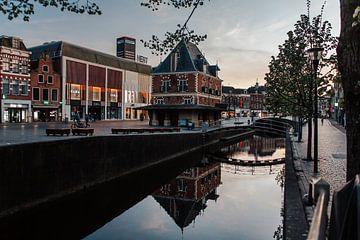 Das Wiegehaus in Leeuwarden von Nando Foto