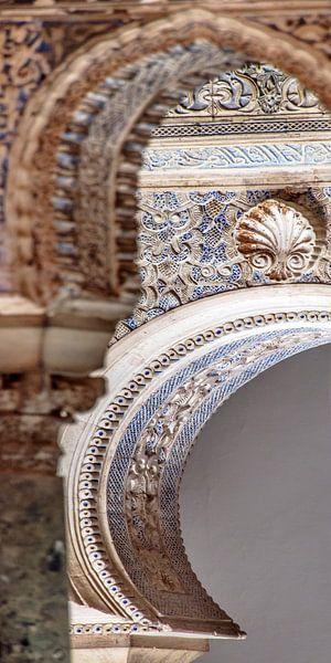 Alcazar de Sevilla van Harrie Muis