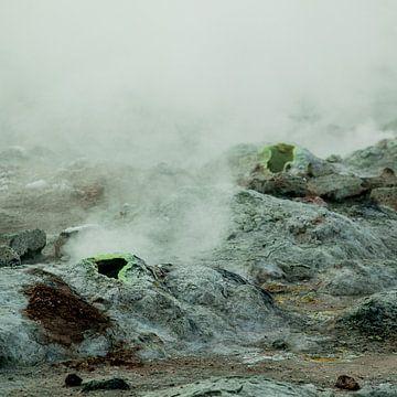 Ontmoeting met de leegte in IJsland von Margreeth Kersbergen