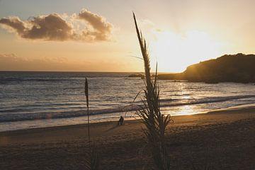 Praia Da Oura von Justin Travel