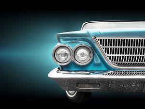 Voiture classique américaine 1963 Newport Sedan sur Beate Gube