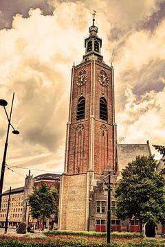 Innenstadt von Den Haag Niederlande von Hendrik-Jan Kornelis