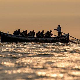 Rowing lifeboat Isle of Terschelling sur Roel Ovinge