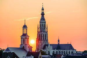 Grote Kerk - Breda - Brabant Nord - Pays-Bas
