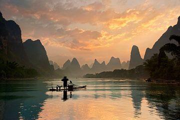 Goldener Li-Fluss, Yan Zhang von 1x