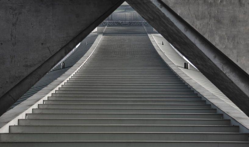 Onder de brug van Bart Bokslag