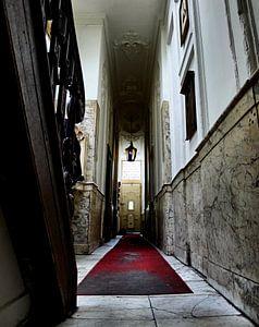 Maison du canal du couloir sur Frank de Ridder
