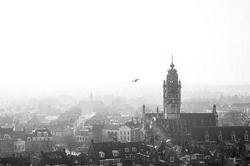 Stadsgezicht - Middelburg van