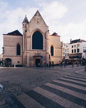 Sint-Niklaaskerk in Brussel (kerk) van Michiel Dros