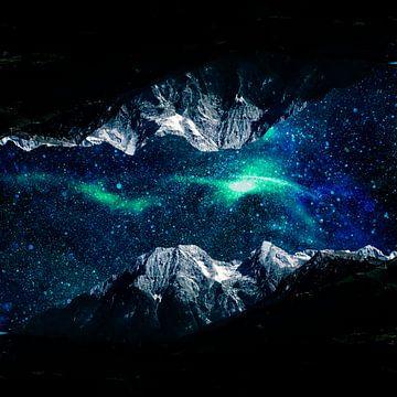 Verloren in een wereld van dromen en bergen van Patrik Lovrin