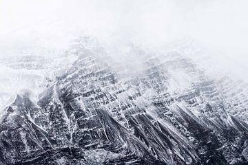 Berge im Nebel von Ann Cools