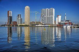 Rijnhaven en Wilhelminapier, Rotterdam
