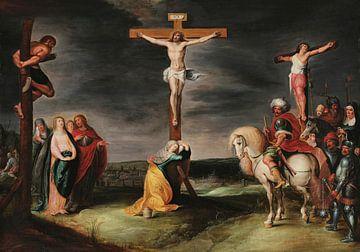 Die Kreuzigung, Frans Francken
