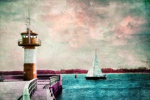 sailing to my love