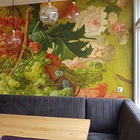 Photo de nos clients: Fruit and Flowers, Paulus Theodorus van Brussel sur Meesterlijcke Meesters