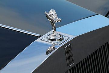 Rolls Royce Phantom Spirit of Ecstacy. van Roel de Vries