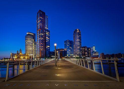 Rotterdam Rijnhavenbrug van