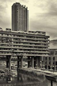 Barbican complex in London