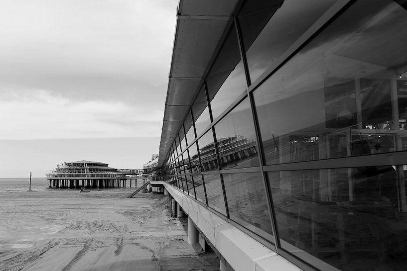 Scheveningse Pier van Andre Bolte